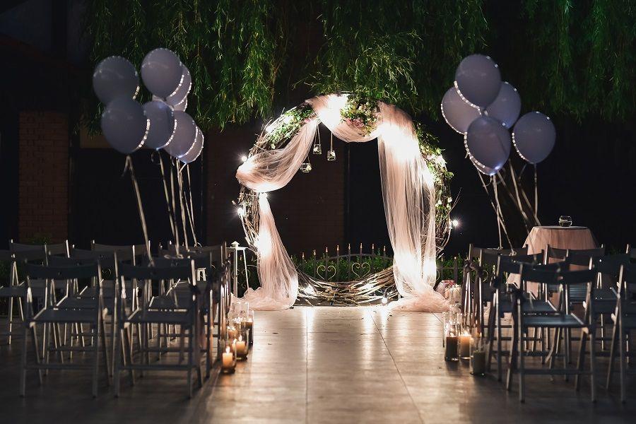 Kako rasvjeta za vjenčanja može uljepšati svadbu?