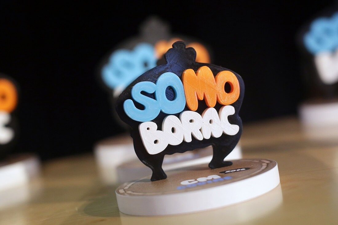 SoMo Borac ove se godine održava online