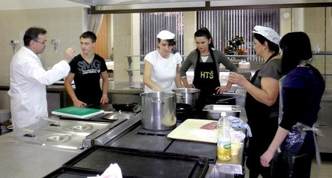 U Li�njanu se tra�i pomo�ni radnik u kuhinji (m/�)