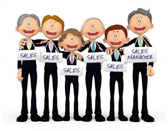 SALES  MANAGER - Manager prodaje na terenu