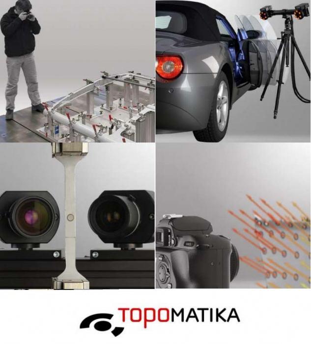 Prezentacija  Optički mjerni sustavi za mjerenje oblika, pomaka i deformacija