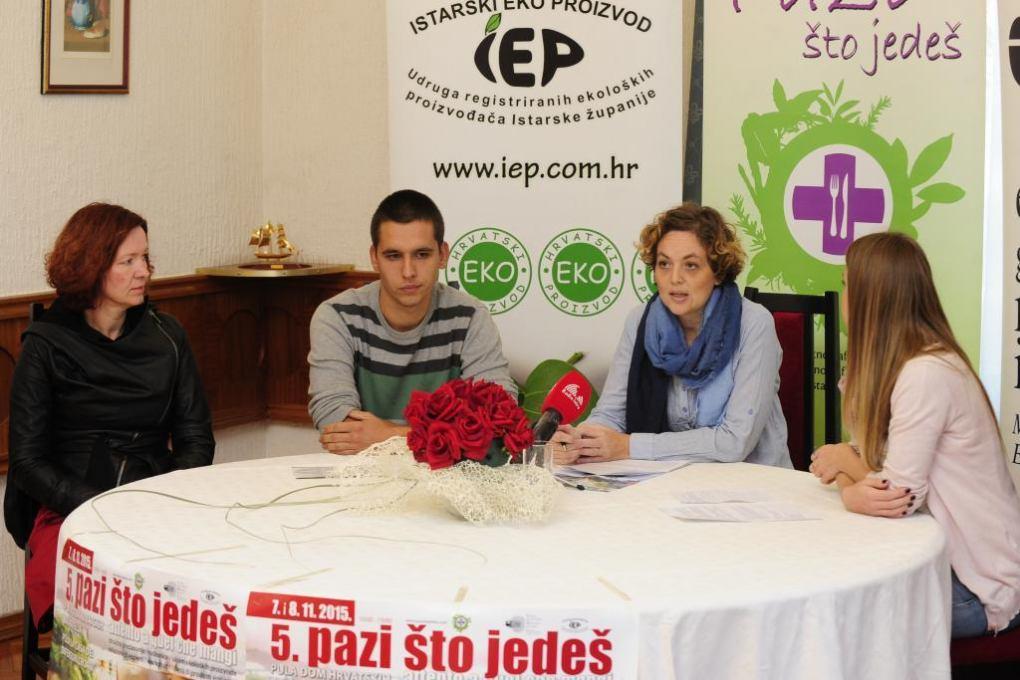 Izabrano novo vodstvo udruge ekoloških proizvođača Istre
