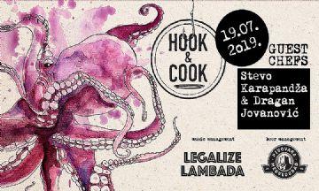 Večeras svi na Hook & Cook Festival!