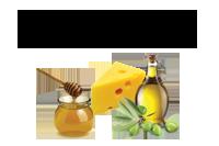 Domaći sirevi, med, maslinovo ulje, rakije, cheese, olive oil, honey, formaggio, olio di oliva, miele