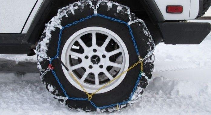 Akcija na lance za snijeg